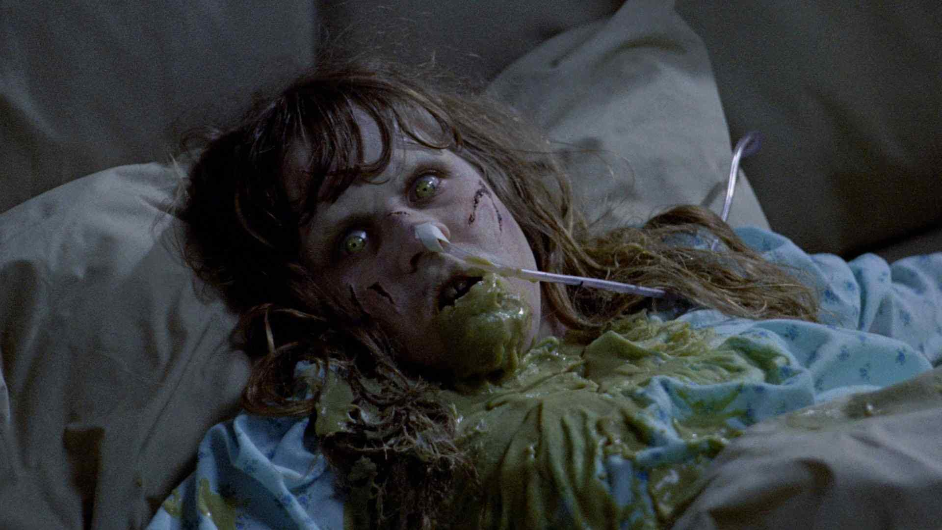 Linda Blair who played Regan in the successful and widely known exorcist film.