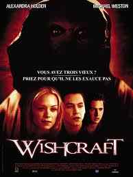 Poster for the Danny Graves and Richard Wenk film Wishcraft.
