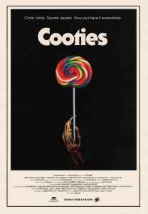 The poster for the 2014 Elijah Wood produced feature film Cooties.