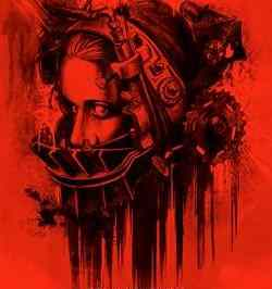 Poster for James Wan's Saw Re-release.