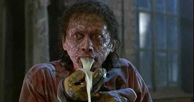 The Fly directed by David Cronenberg.