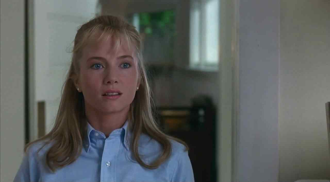Rebecca Demornay who has had a near death experience.