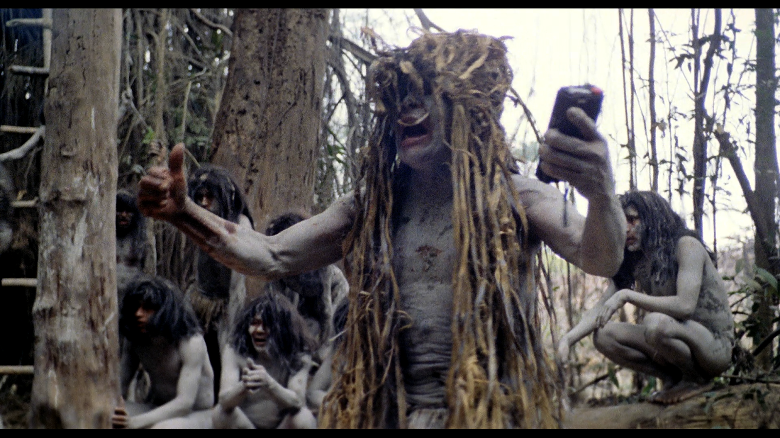 Cannibal tribe holocaust
