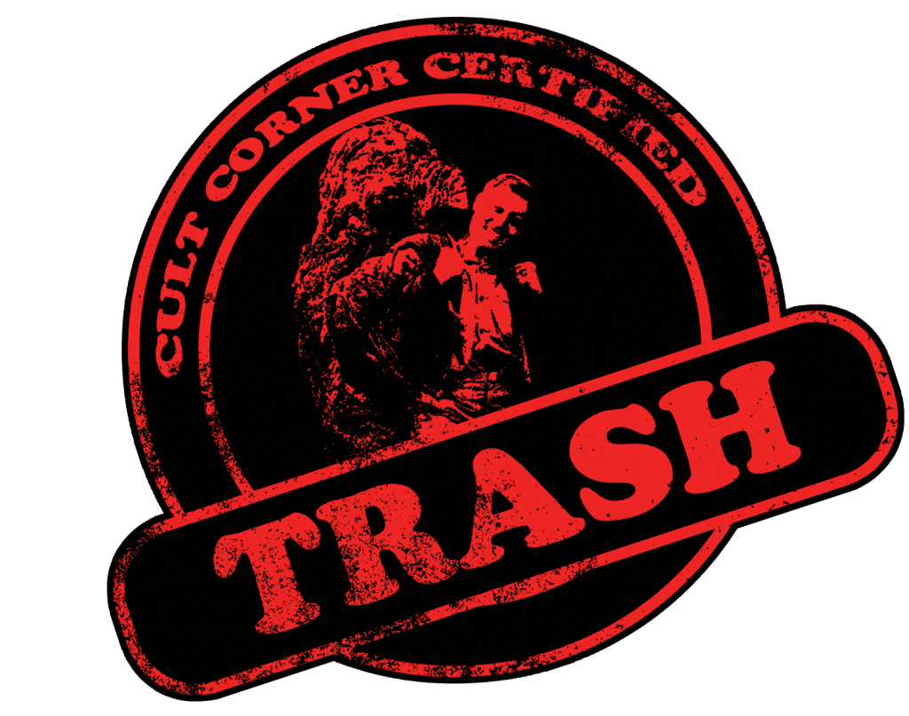 Cult Corner certified Trash