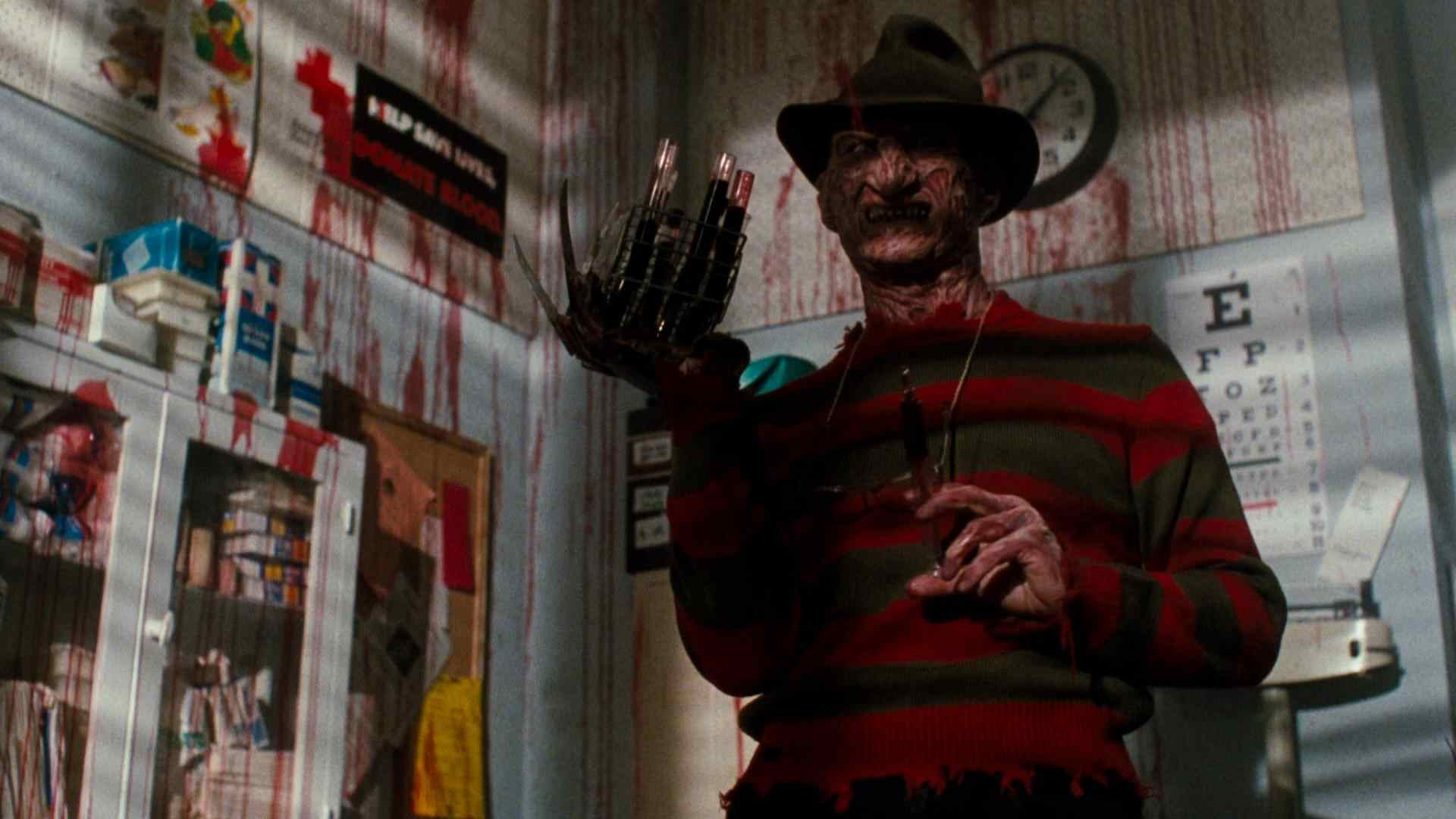 Renny Harlins A Nightmare on Elm Street 4.