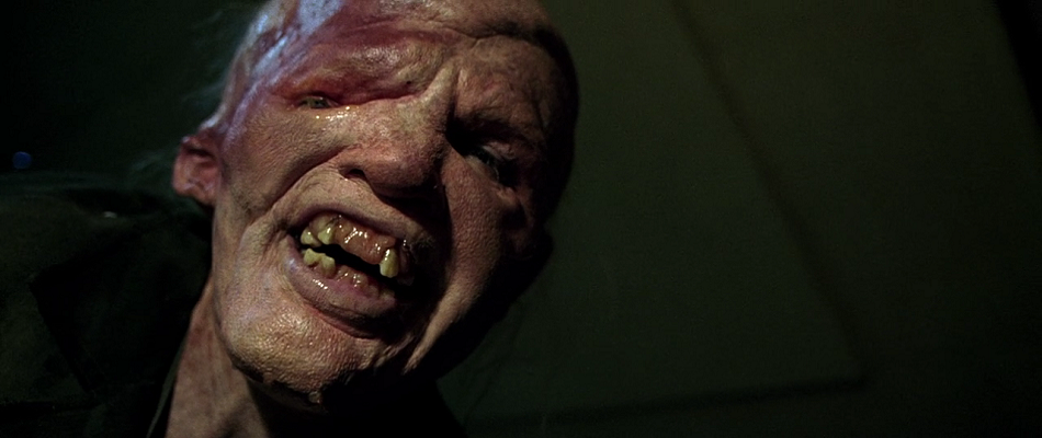 Happy cannibal mutant from the Hills Have Eyes remake.