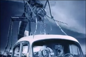 Scene from Mosquito, as seen in Popcorn.