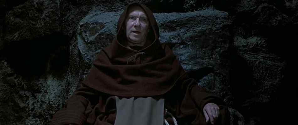 The Crypt-Keeper from the Amicus Films version of Tales from the Crypt
