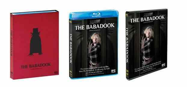 Mr Babadook is Coming to Special Edition Blu-Ray and DVD ...