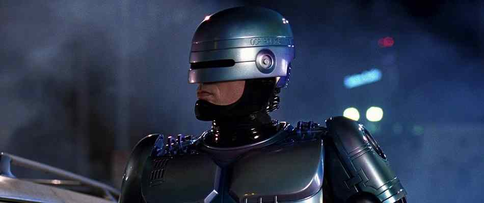 The real Robocop from 1987