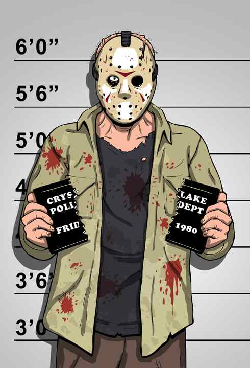 what happened to jason on friday the 13th