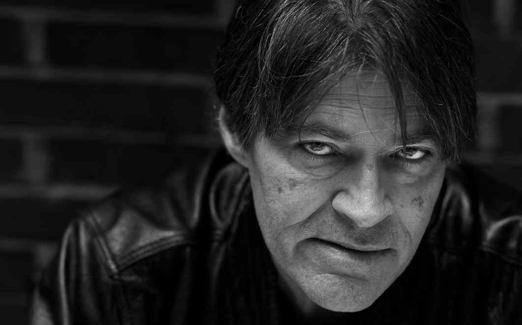 Horror author Jack Ketchum