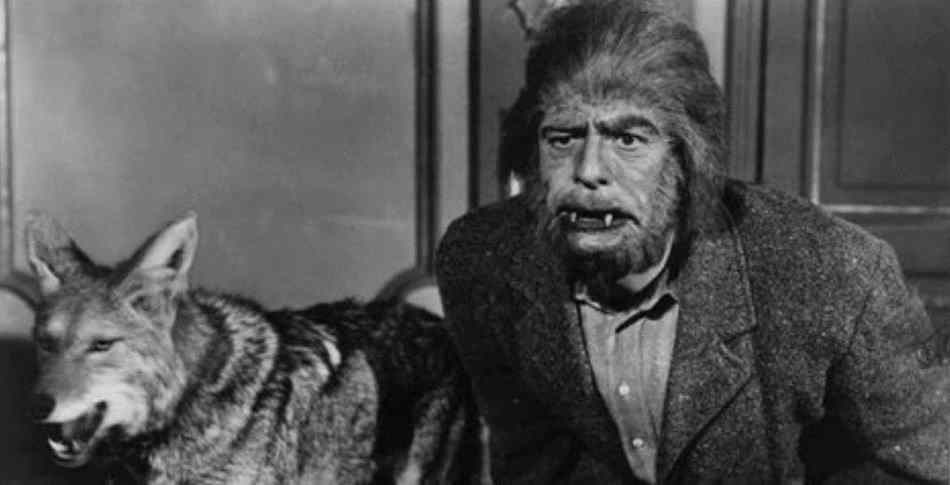 The werewolf from George Zucco's The Mad Monster, 1942.
