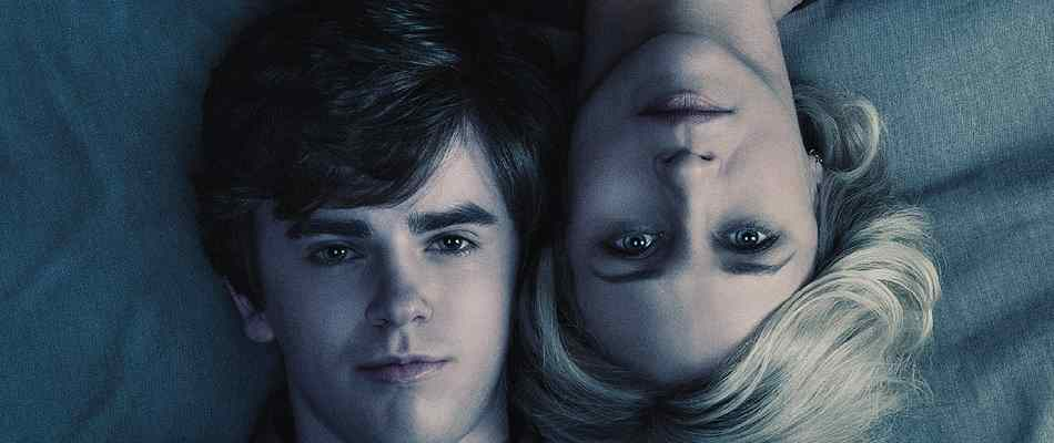 Norman Bates and Norma Bates, proprietors of The Bates Motel.