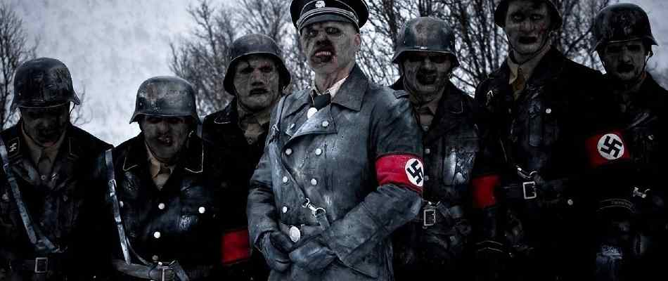 Zombie Nazis from the 2014 sequel Dead Snow: Red vs. Dead