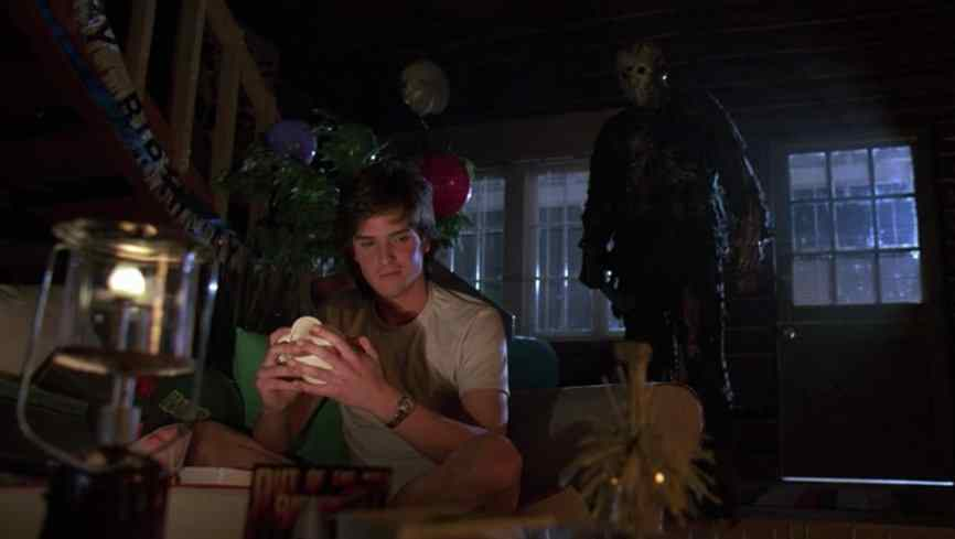 Eddie in Friday the 13th Part VII