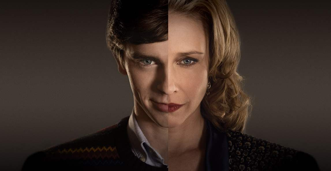 """The complicated relationship of Norman and Norma Bates is the center of the show """"Bates Motel"""""""