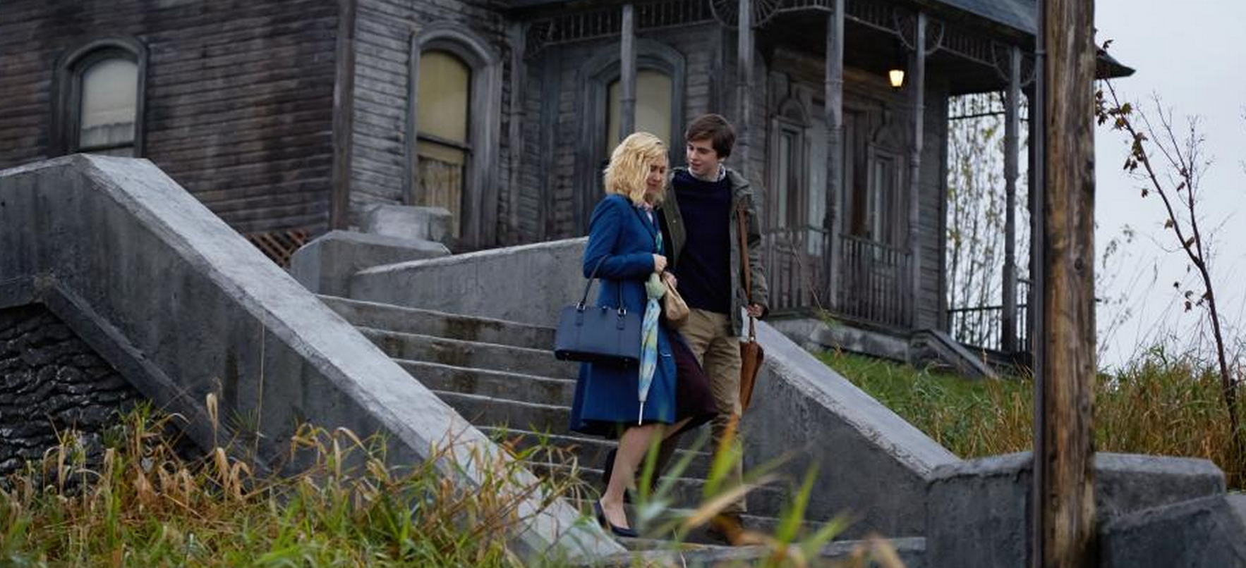 """Bates Motel 301 """"A Death in the Family"""""""