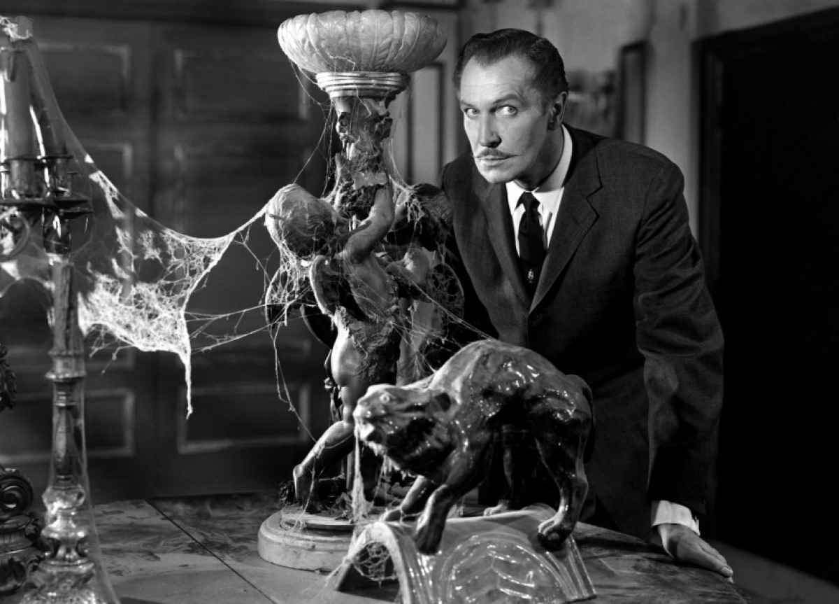 Vincent Price in House On Haunted Hill