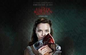 Poster for The Lizzie Borden Chronicles.