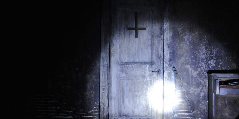 Nightlight Still - church