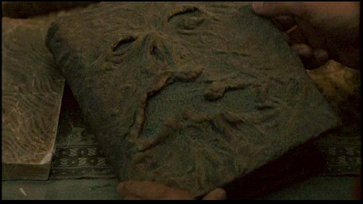 The Necronomicon appears in Jason Goes to Hell