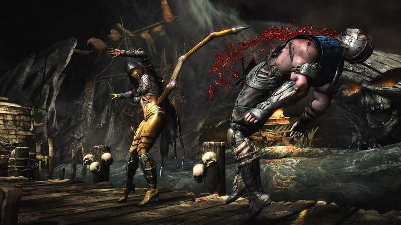 Mortal Kombat X Gameplay 2
