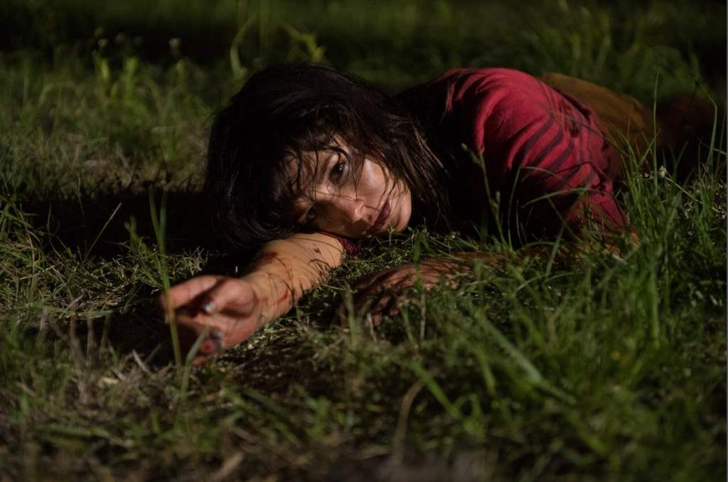 Addison Timlin in The Town That Dreaded Sundown