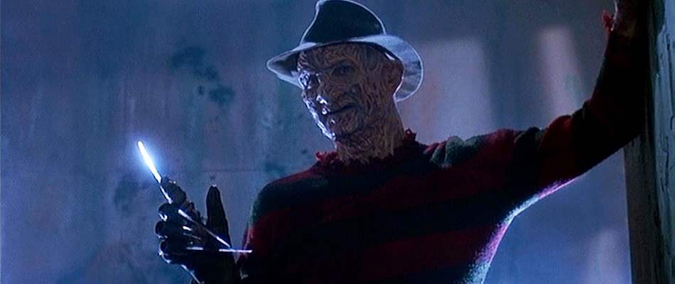 Freddy Krueger, as seen in Nightmare on Elm Street 3: Dream Warriors