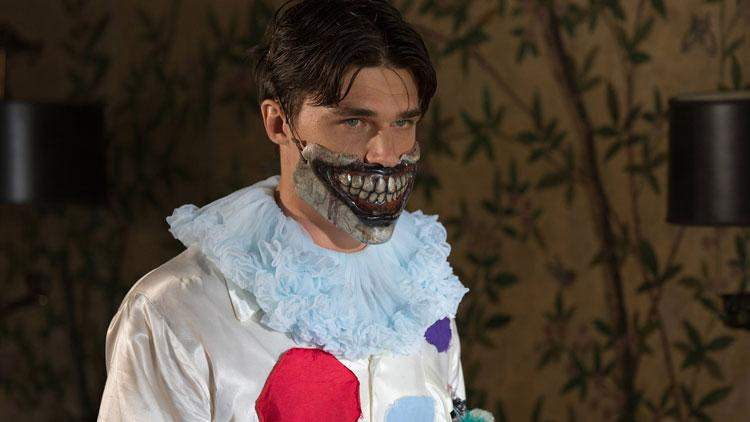 Finn Wittrock as Dandy on American Horror Story