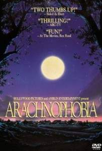 arachnophobia movie