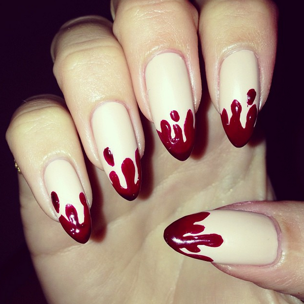 Horror Nail Art- Let Your Fingertips Do The Talking