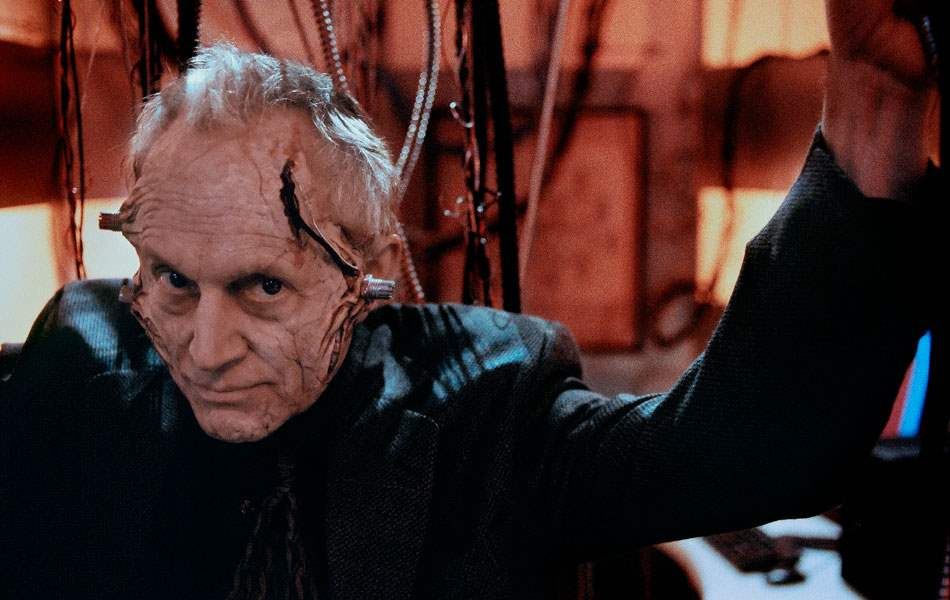 Lance Henriksen in The Mangler 2