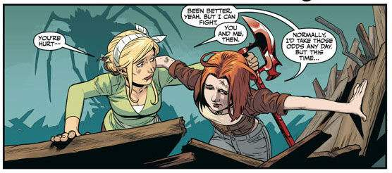 Buffy season 10 #18