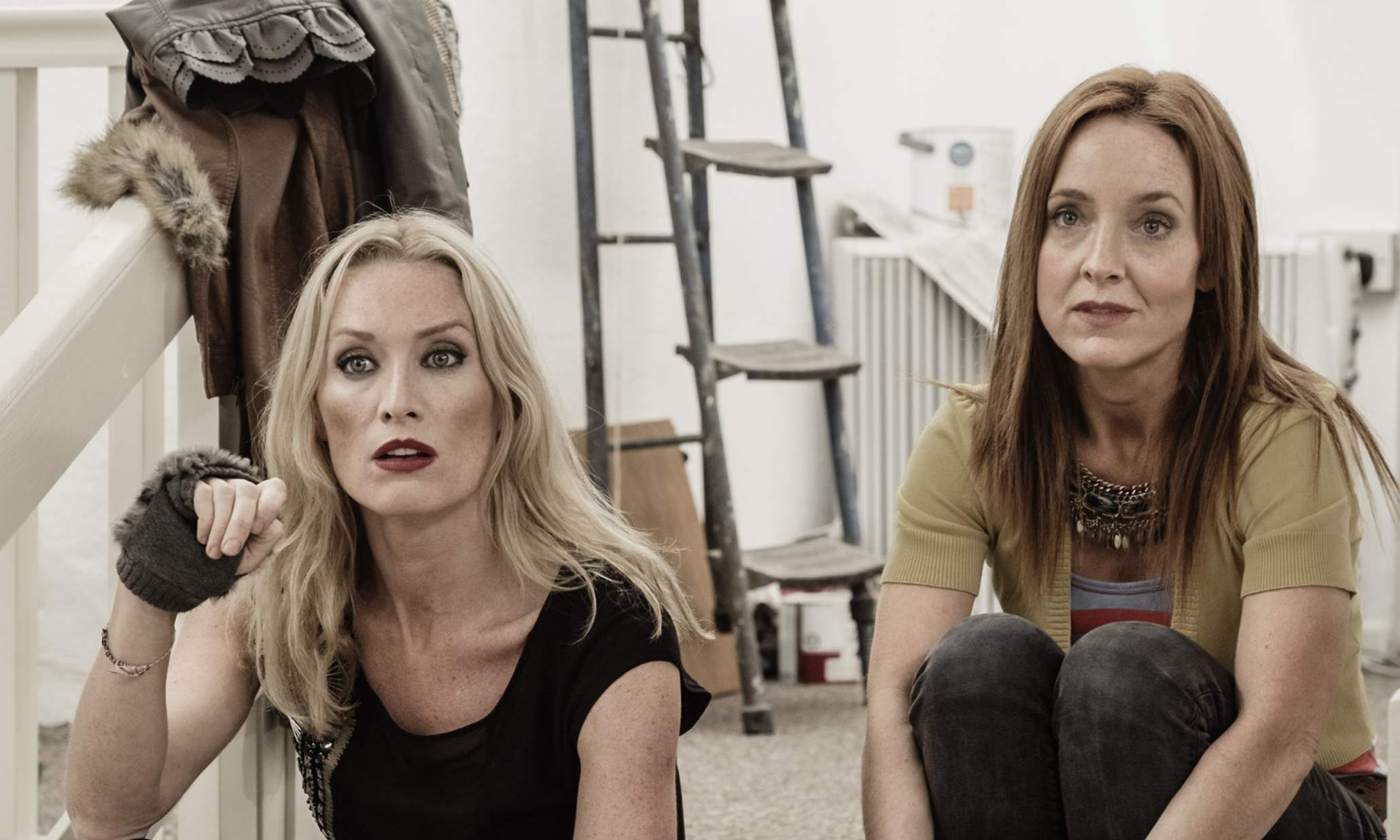 Victoria Smurfit and Joanne Mitchell in Bait