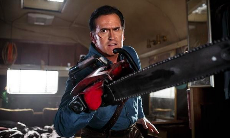 Ash vs. Evil Dead Chainsaw