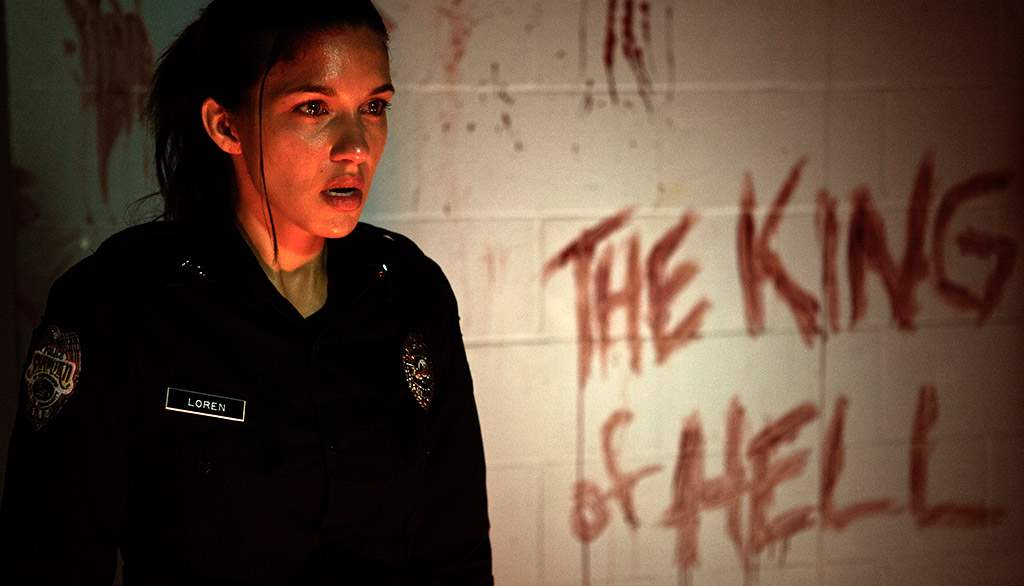 Juliana Harkavy in Last Shift