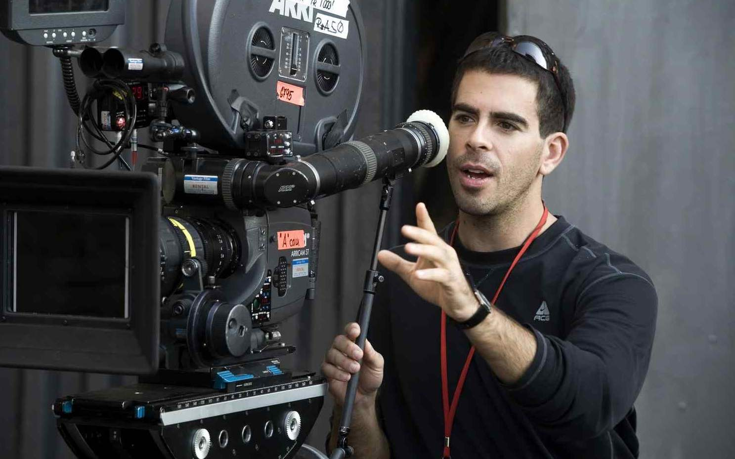 Director Eli Roth will direct the feature film adaptation of MEG.