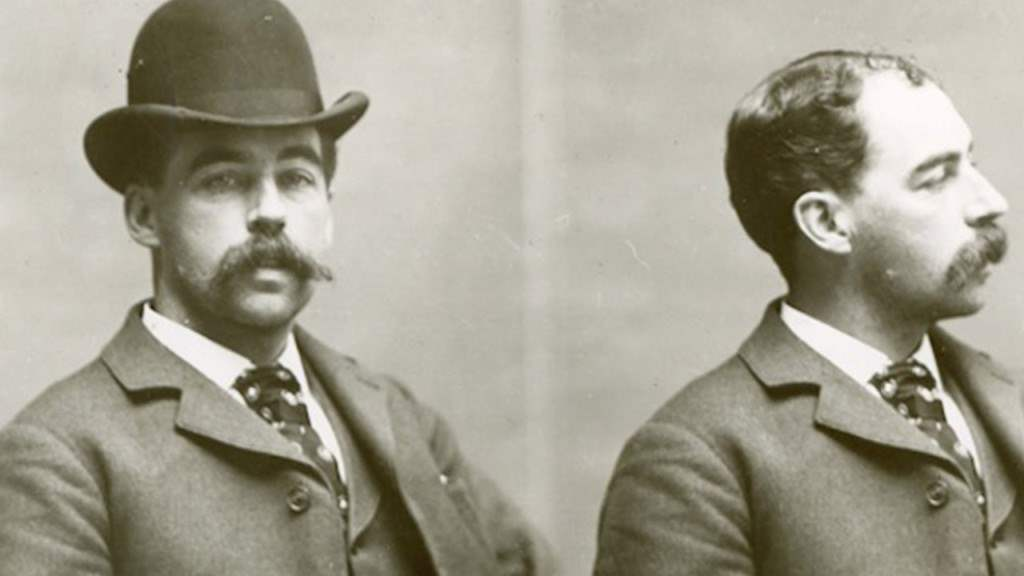 James Patrick March is based on H.H.Holmes.