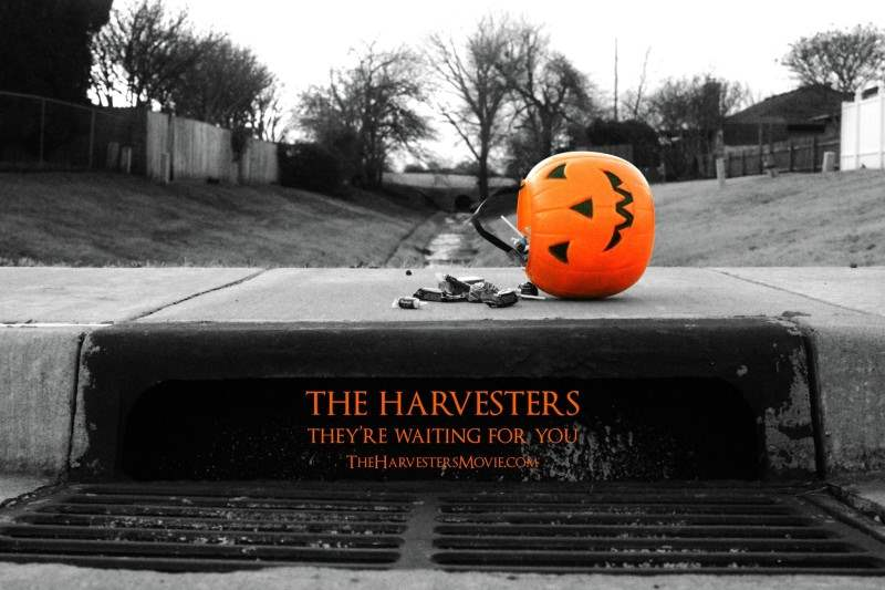 Promotional image for Nick Sanford's 'The Harvesters'