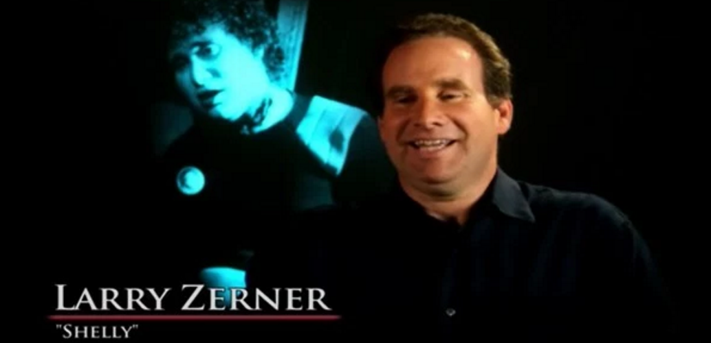 Larry Zerner aka Shelly of Friday the 13th Part III