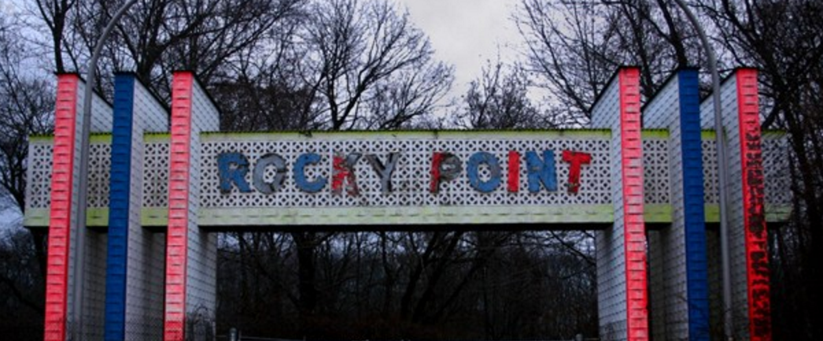 Seven of the creepiest abandoned amusement parks hiding in for The pointe at lincoln park