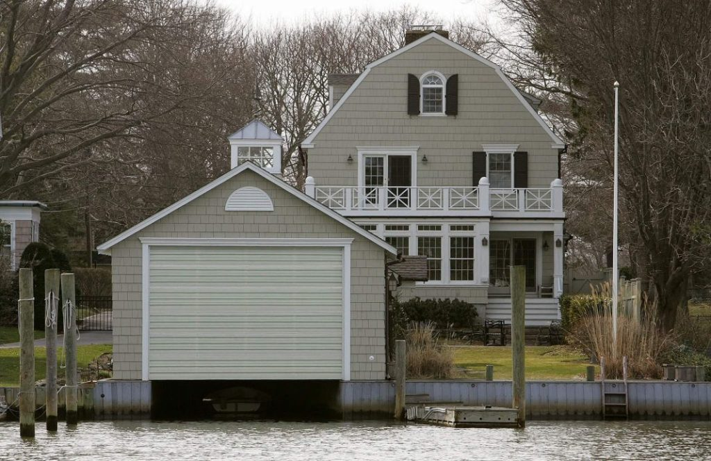 Horror home that inspired the Amityville horror is up for sale.