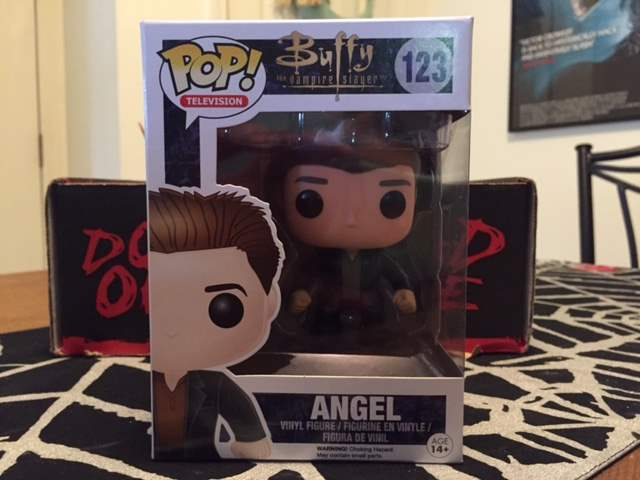 Pop! Vinyl Figure of Angel from Buffy the Vampire Slayer in the June 2016 Horror Block