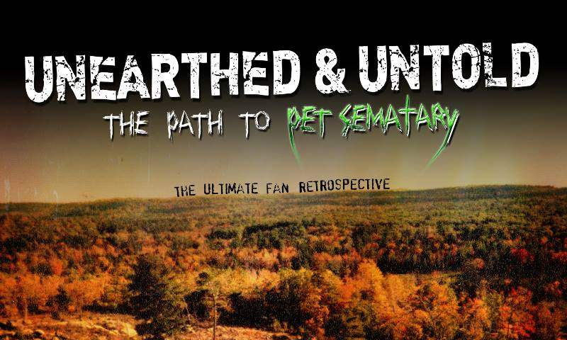graphic title for Unearthed and Untold