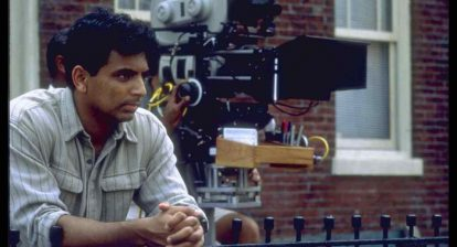 M Night Shyamalan hard working producing horror and thriller movies.