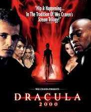 Poster for Patrick Lussier's Dracula 2000.