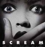Poster for Wes Craven's Scream.