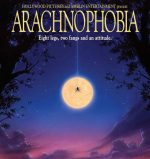 The movie poster for Arachnophobia directed by Frank Marshall.
