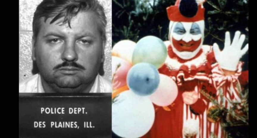 more crazy real killers including notorious british couple fred and rose west and evil scary clown pogo also known as john wayne gacy.